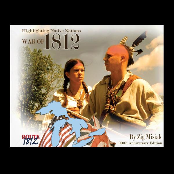War of 1812 Book