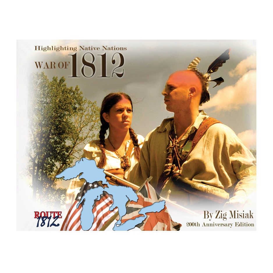 War of 1812 Book