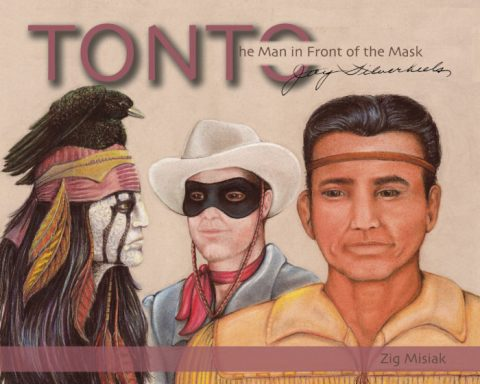 Book Cover Tonto Jay Silverheels