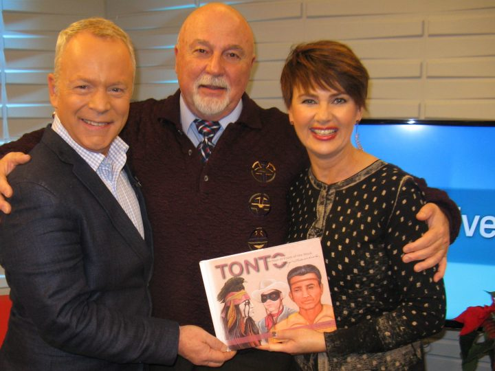 CHCH TV Hamilton / Biography of Jay Silverheels